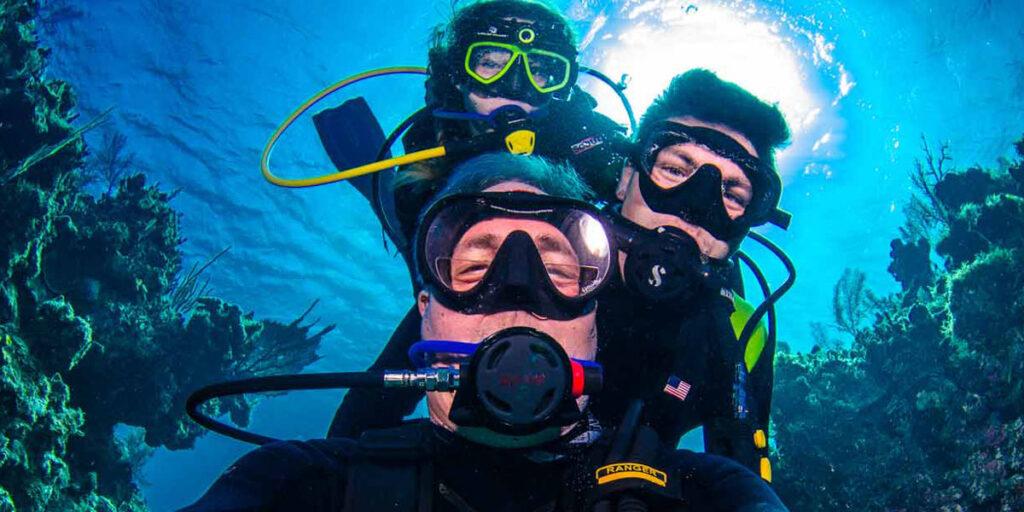 kids free dive